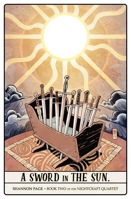 A Sword in the Sun (Nightcraft Quartet)