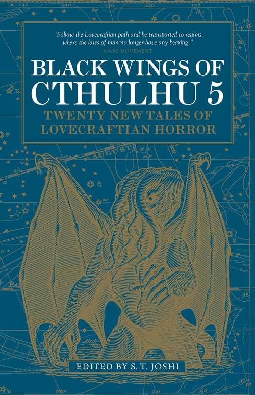 Black Wings of Cthulhu (Volume #5)