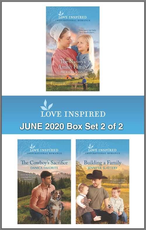 Harlequin Love Inspired June 2020 - Box Set 2 of 2: An Anthology