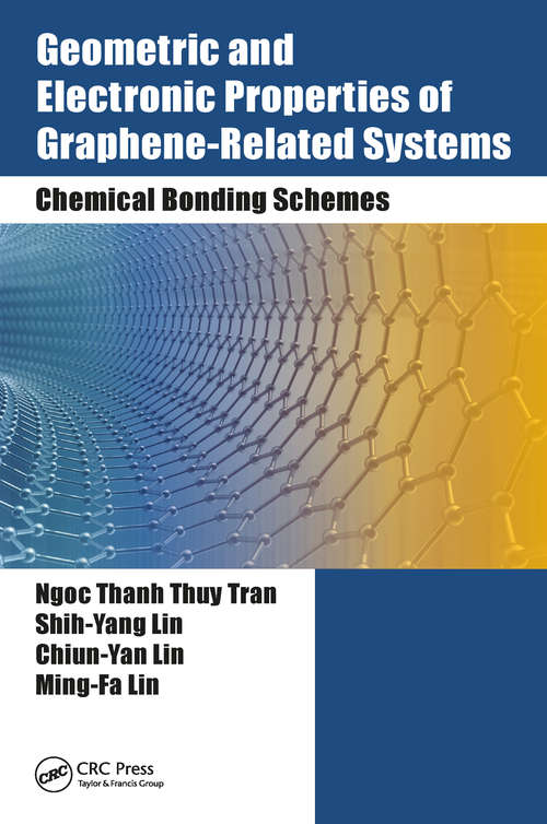 Geometric and Electronic Properties of Graphene-Related Systems: Chemical Bonding Schemes