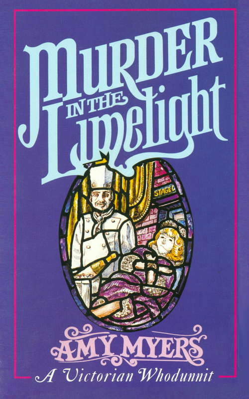Murder in the Limelight (Auguste Didier Mystery 2)