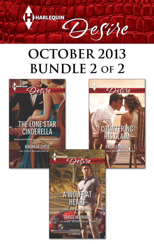 Harlequin Desire October 2013 - Bundle 2 of 2