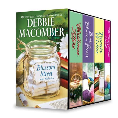 Debbie Macomber Blossom Street Series Books 4-6