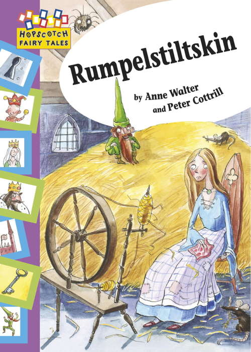 Rumpelstiltskin: Hopscotch Fairy Tales