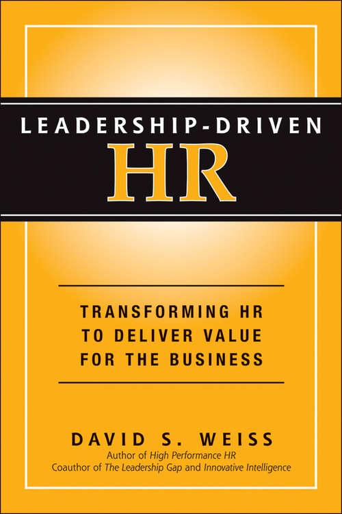 Leadership-Driven HR