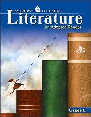 Jamestown Education Literature: An Adapted Reader, Grade 6