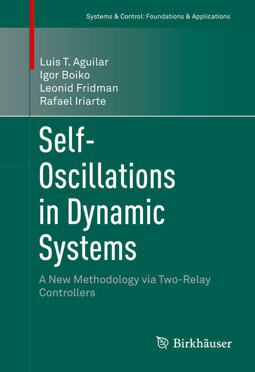 Self-Oscillations in Dynamic Systems