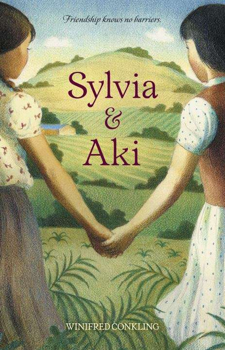 Collection sample book cover Silvia and Aki by Winifred Conkling