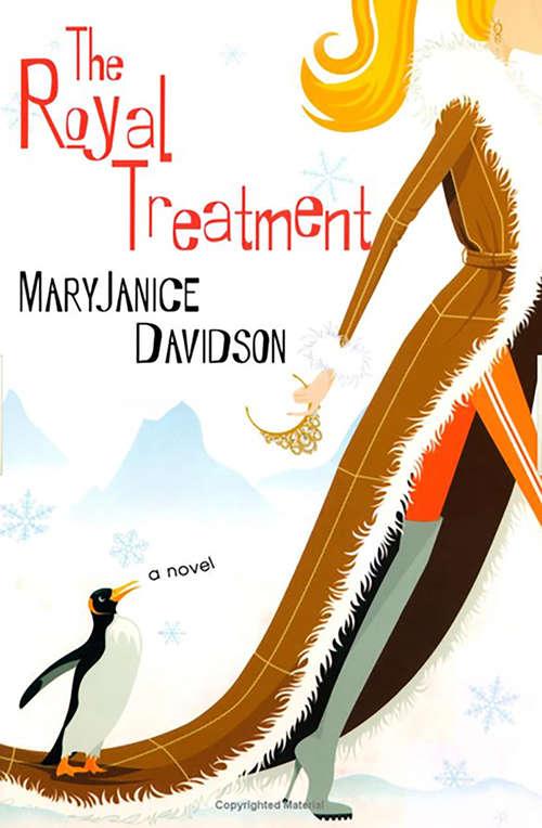 The Royal Treatment: A Novel (Wheeler Softcover Ser.)