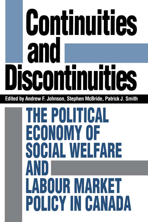 Continuities and Discontinuities