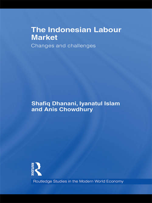 The Indonesian Labour Market: Changes and challenges (Routledge Studies in the Modern World Economy)
