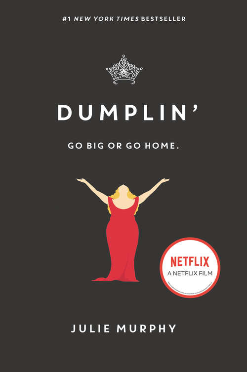 Collection sample book cover Dumplin' by Julie Murphy