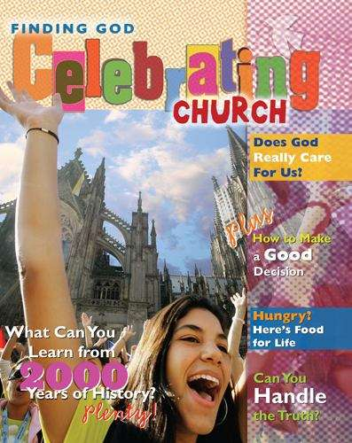 Finding God: Celebrating Church (Grade #8)
