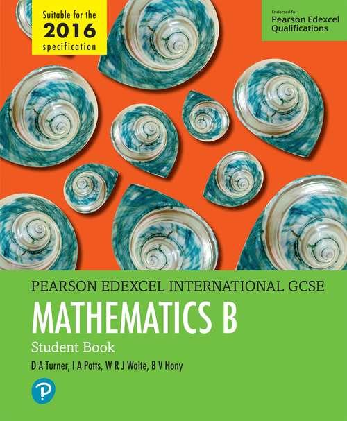 Edexcel International GCSE Mathematics B Student Book (PDF) | UK