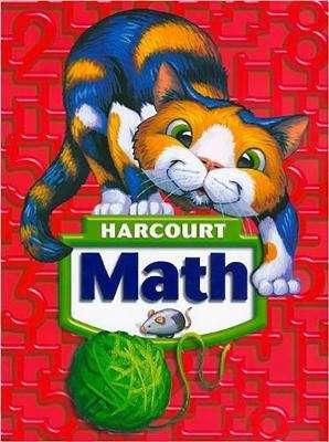 Harcourt Math Pennsylvania  Edition