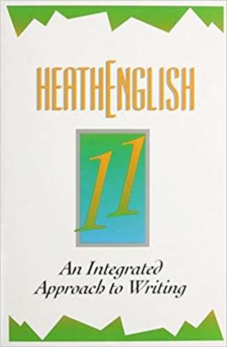 Heath English: An Integrated Approach to Writing (Heath English)