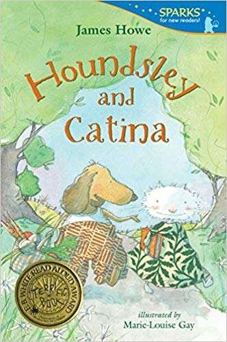 Houndsley and Catina (Fountas & Pinnell LLI Blue #Level K)