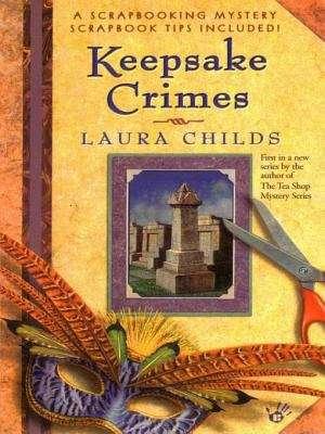 Keepsake Crimes: Keepsake Crimes; Photo Finished; Bound For Murder (A Scrapbooking Mystery #1)