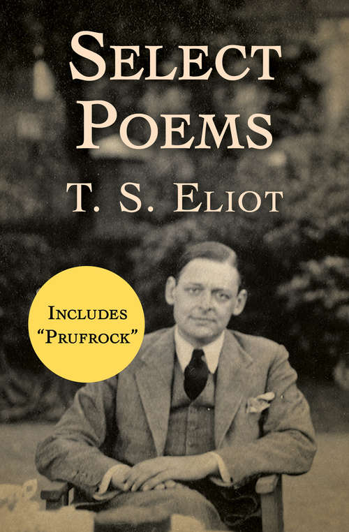 Select Poems: Selected Poems (Faber Poetry Ser.)