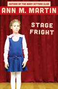 Stage Fright: Its Role In Acting