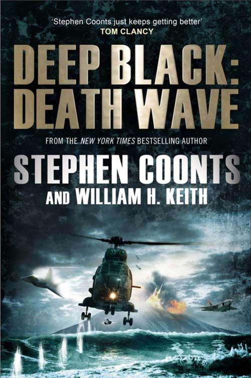 Deep Black: Death Wave (Deep Black Ser. #9)