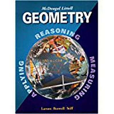 Mcdougal Littell Geometry: Applying, Reasoning, Measuring