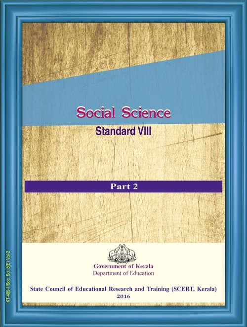 Social Science (Part-II) 8th Standard S.C.E.R.T. Kerala Board.