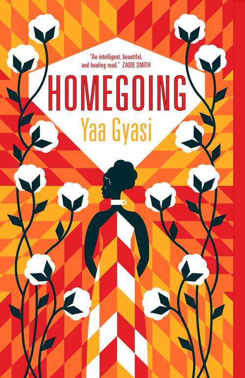 Collection sample book cover Homegoing by Yaa Gyasi