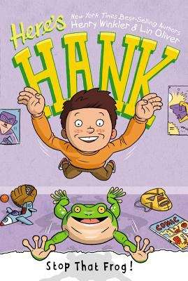 Stop That Frog! (Here's Hank #3)