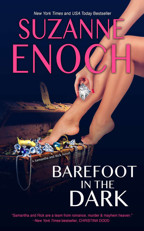 Barefoot in the Dark: (samantha And Rick Book 1) (Samantha and Rick #1)