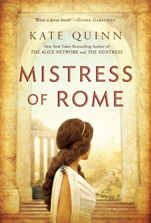 Mistress of Rome (Empress of Rome #1)