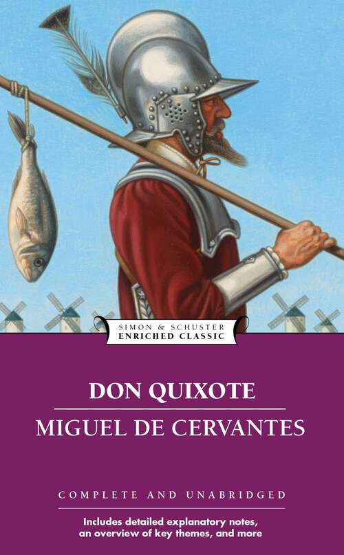 Don Quixote: In English Translation, With Active Table Of Contents (Enriched Classics)