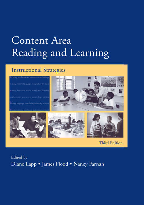 Content Area Reading and Learning: Instructional Strategies (3rd Edition)