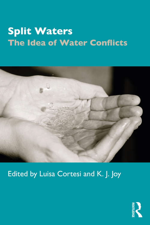Split Waters: The Idea of Water Conflicts