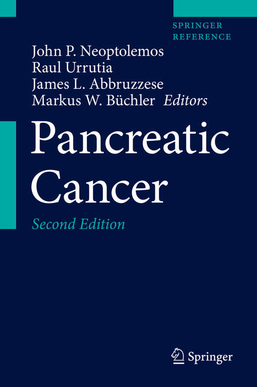 Pancreatic Cancer: What You Need To Know