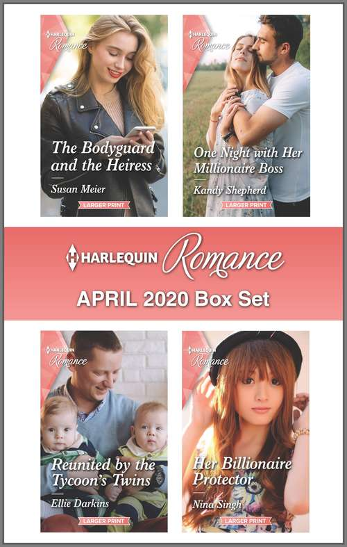 Harlequin Romance April 2020 Box Set