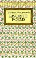 Favorite Poems: William Wordsworth
