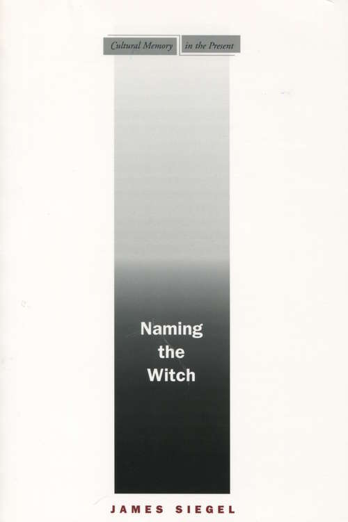 Naming the Witch