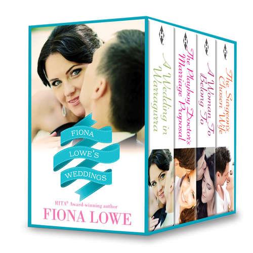 Fiona Lowe's Weddings