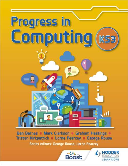 Progress in Computing: Key Stage 3