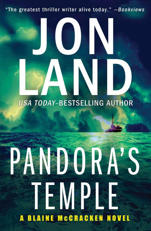 Pandora's Temple: A Blaine Mccracken Novel (The Blaine McCracken Novels #6)