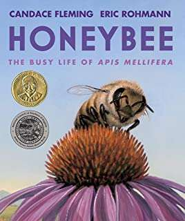 Honeybee The Busy Life of Apis Mellifera: The Busy Life Of Apis Mellifera