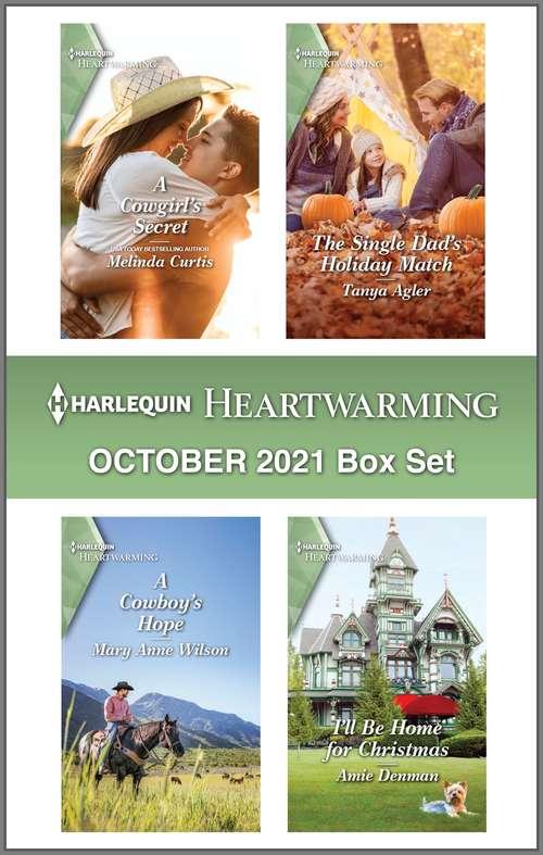 Harlequin Heartwarming October 2021 Box Set: A Clean Romance