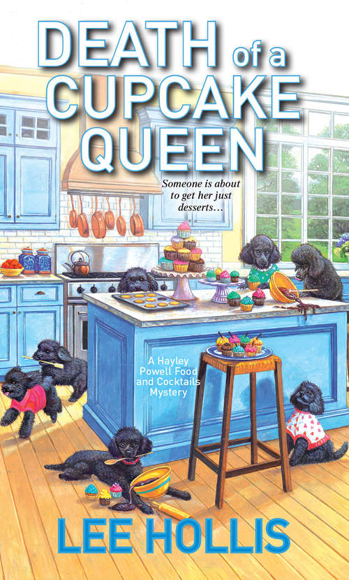 Death of a Cupcake Queen (Hayley Powell Mystery #6)