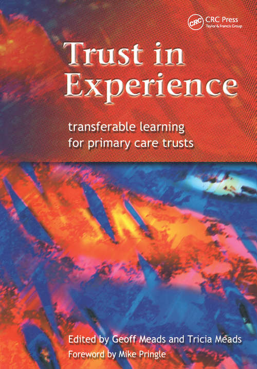 Trust in Experience: Transferable Learning for Primary Care Trusts