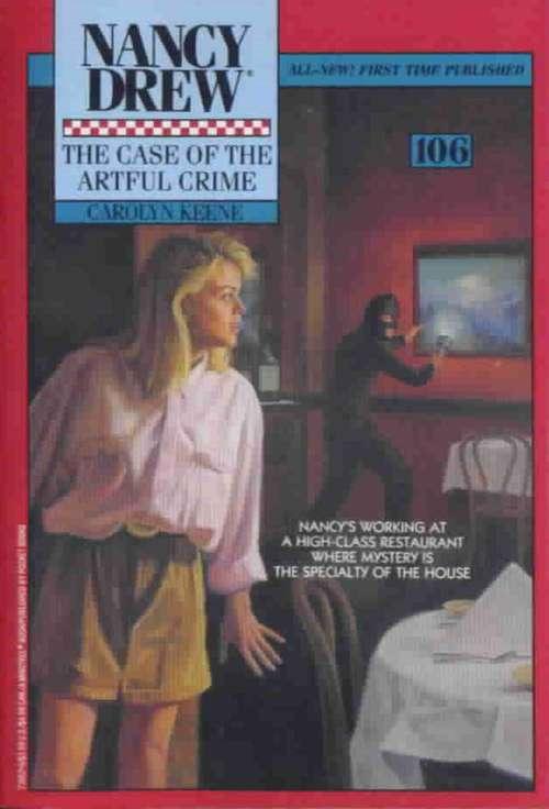 The Case of the Artful Crime (Nancy Drew #106)