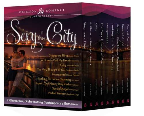 Sexy in the City: 9 Glamorous, Globe-trotting Contemporary Romances