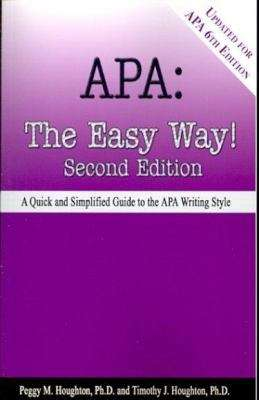 Apa: The Easy Way! (2nd Edition)