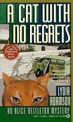 A Cat with No Regrets (Alice Nestleton Mystery #8)