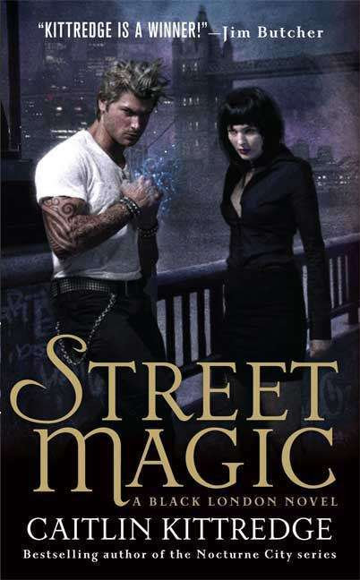Street Magic (Black London #1)